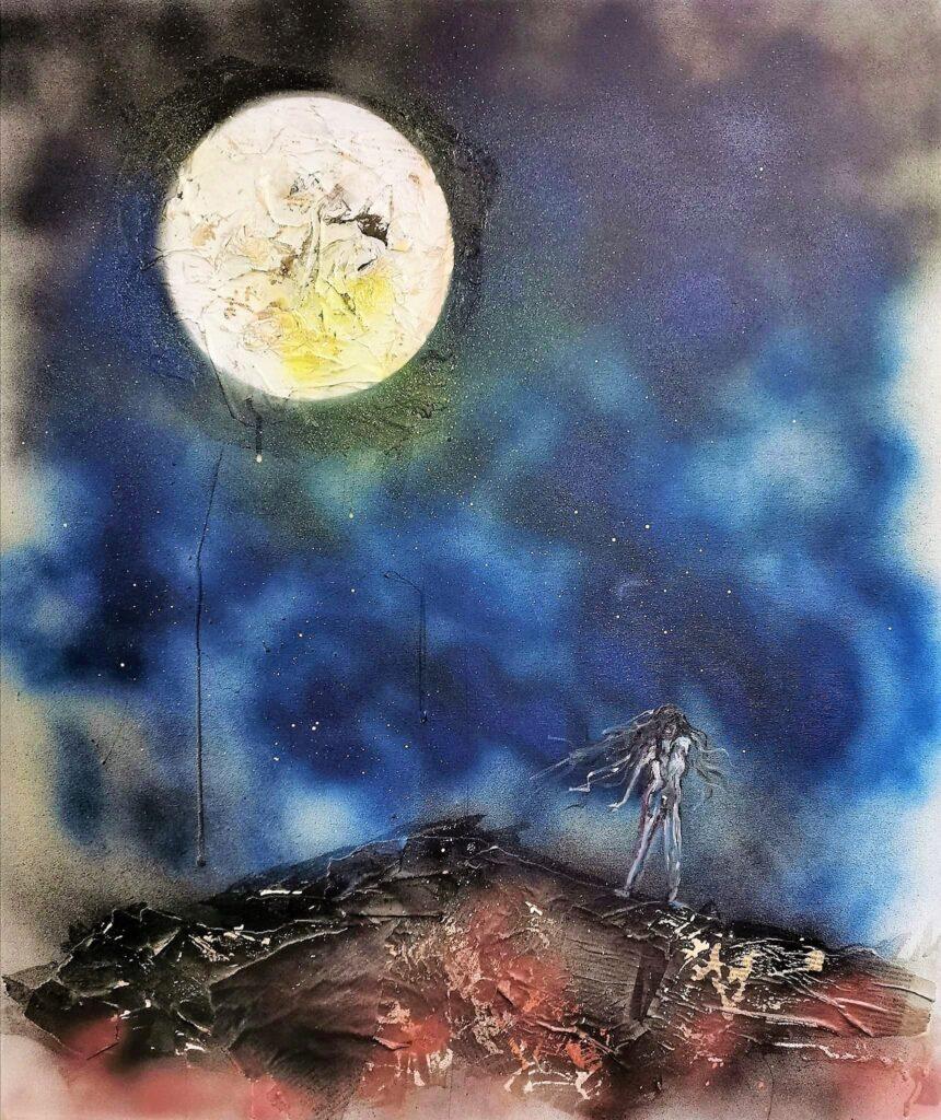 alla luna